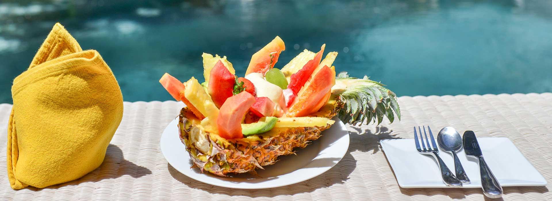 Enjoy Healthy & Delicious Breakfast 32 Middle Street Galle